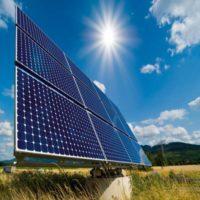 Солнечные батарей , электростанции