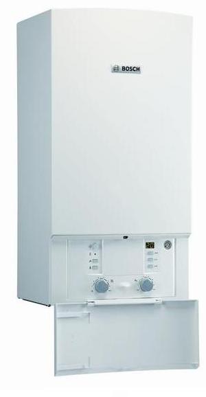 Техническое оснащение,Газового Конденсационного котла,BOSCH. Condens 7000 W.