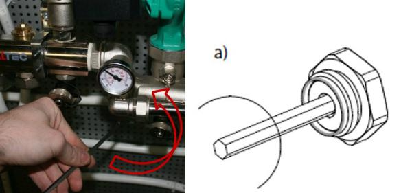 Насосно-смесительный узел VALTEC COMBIMIX-19
