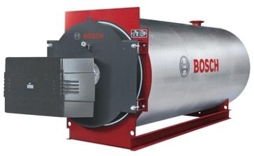 Программа поставок промышленных котлов Bosch