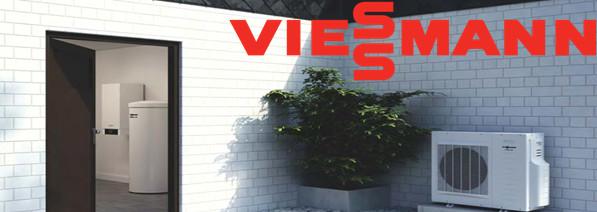 Воздух-Вода Viessmann Vitocal 200 и 222 S. Устройство и инструкция по монтажу.