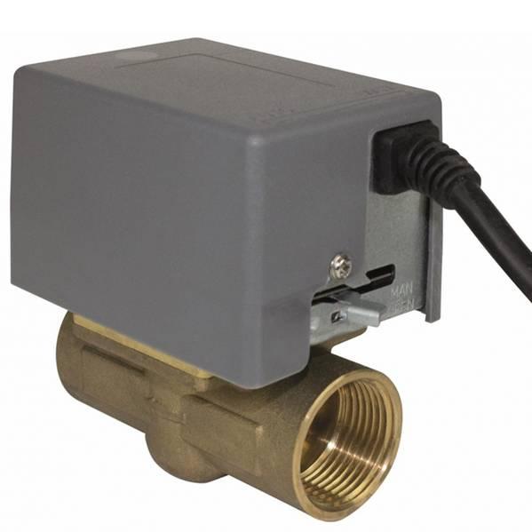 """PMV21/PMV24,SALUS.2-х ходовые клапаны с электромеханическим приводом 1"""" или 3/4""""."""