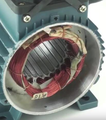 Двигатель насоса для полива