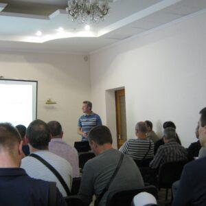 Семинар пеллетные котлы BIODOM.г.Днепр,3