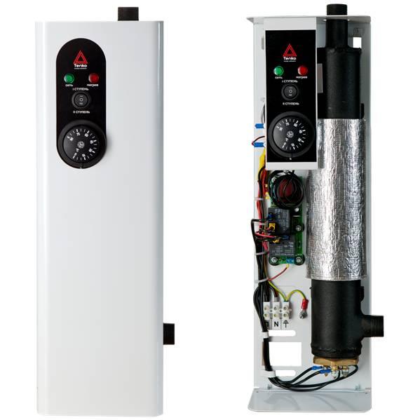 Электрический котел, Tenko, серия МИНИ, устройство