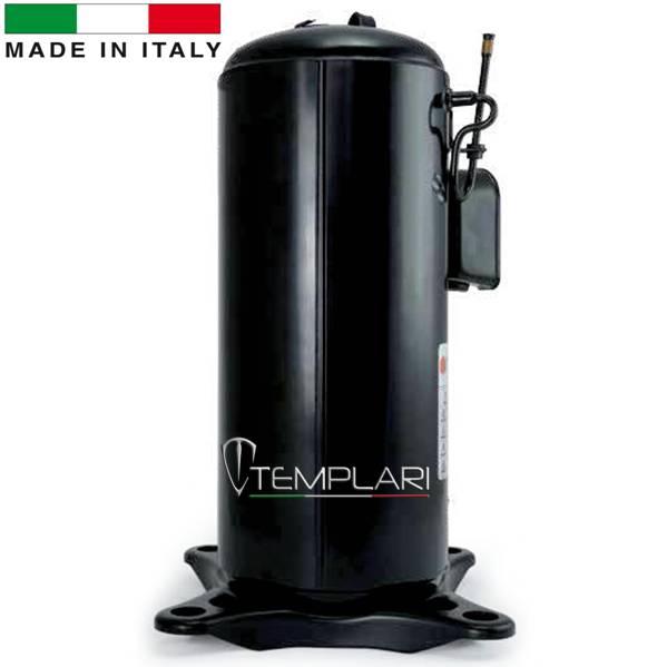 Smart Injection, спиральный инверторный компрессор,Тепловой насос, Templari, Kita