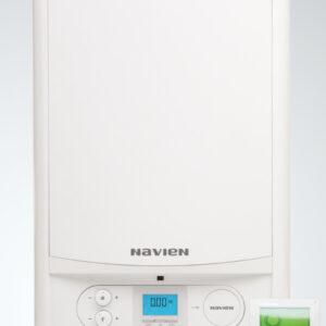 Котел газовый NAVIEN NCN 40 K • Тип: Конденсационный.• Мощность кВт: 40,5.• Кол-во контуров:2.